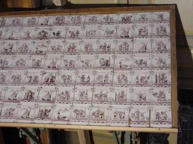 Art Deco Tegels : Mangaan tegels antiek antieke wandtegels van art nouveau art